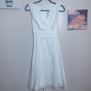 White House Black Market White Dress - 2